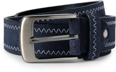 Allen Solly Men Blue Artificial Leather Belt