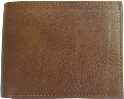 Sanshul Boys Brown Genuine Leather Wallet