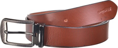 Spairow Men Casual, Formal Brown Genuine Leather Belt