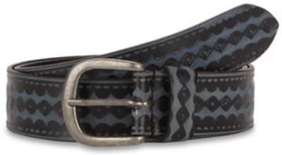 Paradigm Design Lab Women Casual Black Genuine Leather Belt