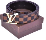 Zaira Diamond Men Brown Genuine Leather ...