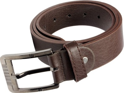 Stylemax Men Casual Brown Artificial Leather Belt