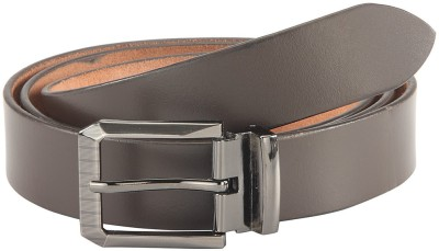 Goodwill Leather Art Boys, Men Casual, Formal, Evening, Party Brown Genuine Leather Belt