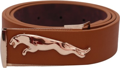 Stylehoops Boys, Men Formal Brown Artificial Leather Belt