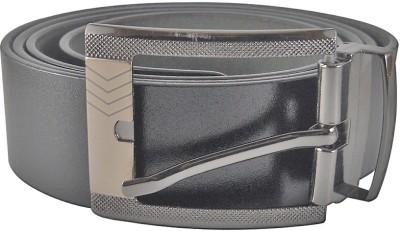 Jackblack Men Black Genuine Leather Belt