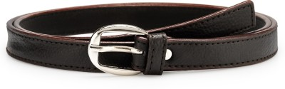 Arum Women Brown Genuine Leather Belt