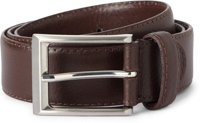 Allen Solly Men Brown Genuine Leather Belt