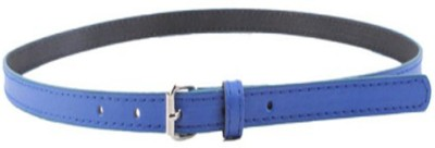 Indian Swan Girls, Women Party Blue Artificial Leather Belt