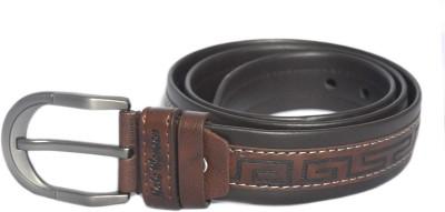 LEE O Men Multicolor Genuine Leather Belt