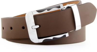 Le Alba Men Brown Genuine Leather Belt