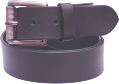 NC Men Casual, Formal Black Genuine Leather Belt