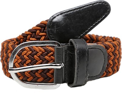 Espana Boys Casual Multicolor Fabric Belt