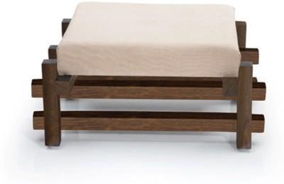Urban Ladder Solid Wood 2 Seater(Finish Color - Teak)