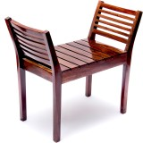 Induscraft Solid Wood 2 Seater (Finish C...