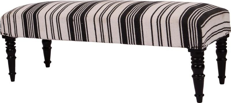 Natural Fibres Export Natural Fiber 2 Seater(Finish Color - Black)