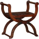 La Stella Solid Wood 1 Seater (Finish Co...