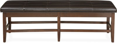 @home by Nilkamal Solid Wood 3 Seater(Finish Color - Walnut)
