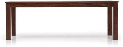 Urban Ladder Capra Solid Wood 2 Seater(Finish Color - Teak)