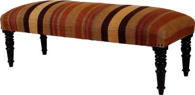Natural Fibres Export Natural Fiber 2 Seater(Finish Color - Brown)