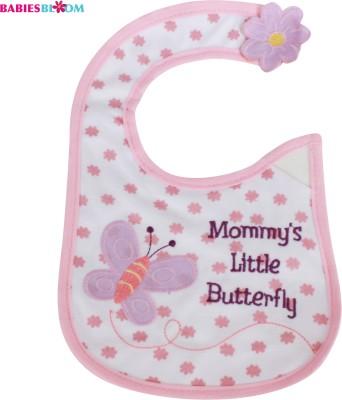 Babies Bloom Waterproof Pink Mommys Little Butterfly(Multi-Color)