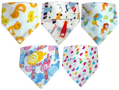 Meded Bandana Bibs For Babies And Toddlers Combo
