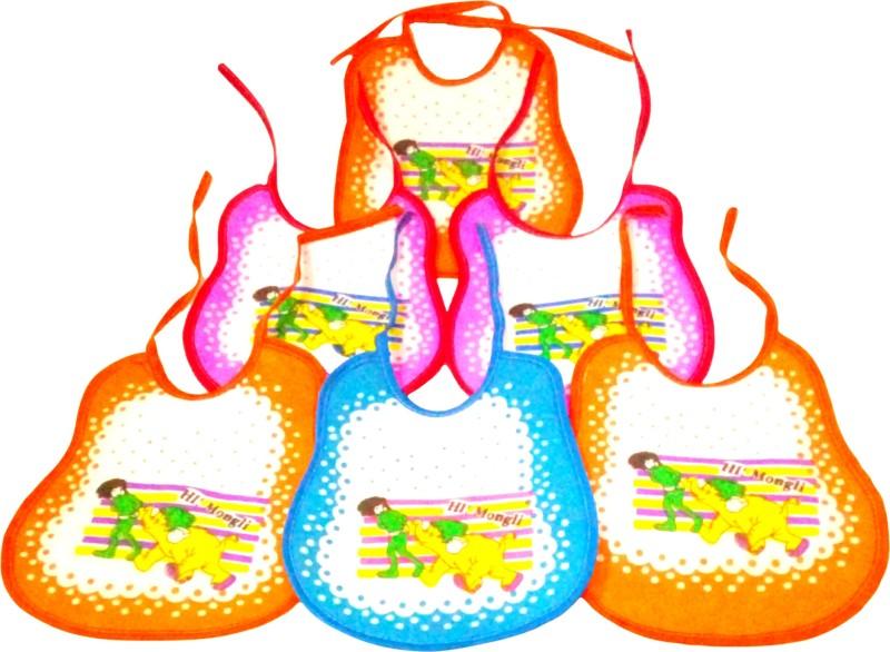 WELO Double Side Mogli Apron Bib(Multicolor)