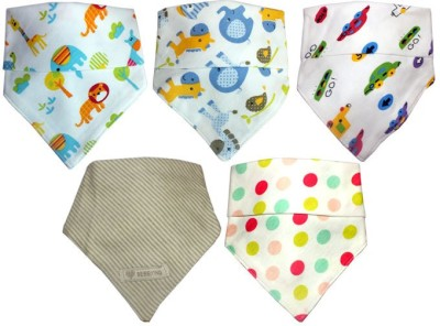 Meded Bandana Bibs for Babies and Toddlers Combo 13