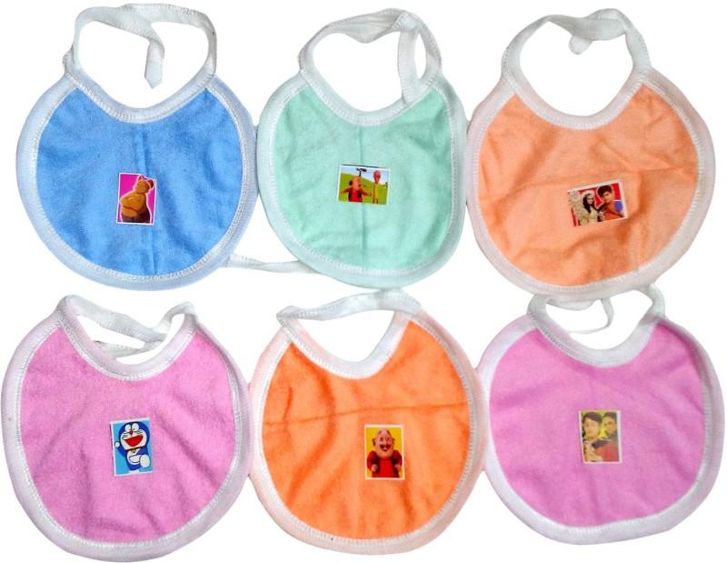 WELO Double Side Towel Bib(Multicolor)