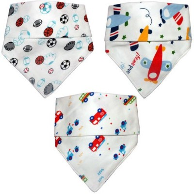 Meded Bandana Bibs For Babies And Toddlers Combo 19