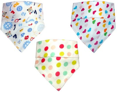 Meded Bandana Bibs for Babies and Toddlers Combo 17