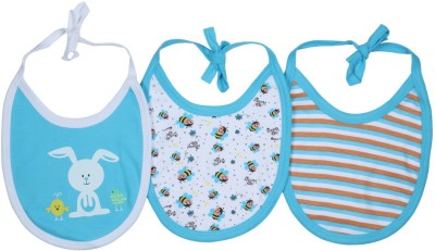 Morisons Baby Dreams Baby Bibs Blue