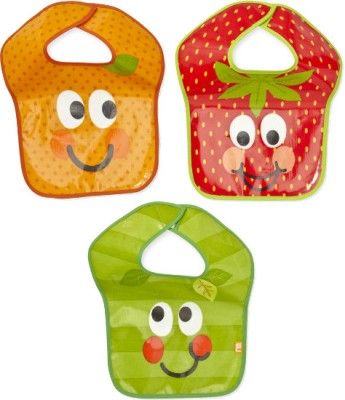 Mothercare 5 A Day Fruits Bibs
