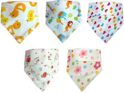 Meded Bandana Bibs for Babies and Toddlers Combo 1