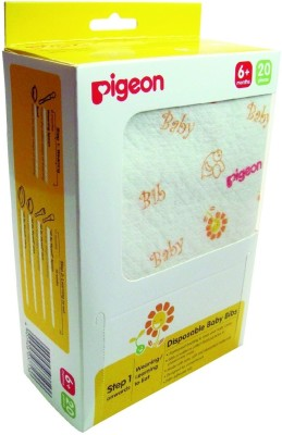 Pigeon Disposable Baby Bibs