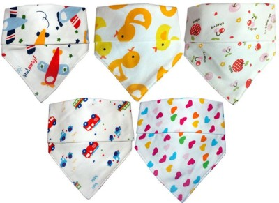 Meded Bandana Bibs for Babies and Toddlers Combo 12