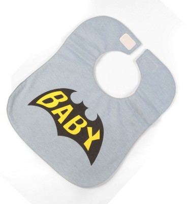 Baby Oodles Cloth Bib Batman Baby