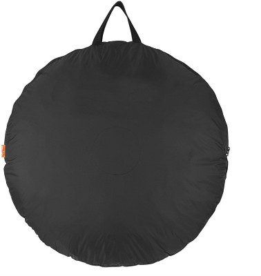 Shrih Durable Wheel Bag Bicycle Wheel Cover(Black)