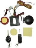 ACCESSOREEZ Two-way Bike Alarm Kit (Flas...
