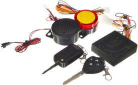 Auto Pearl One-way Bike Alarm Kit(Flashing Light 120 dB)