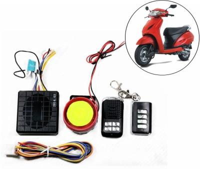 Capeshoppers Two-way Bike Alarm Kit