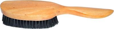 Styler Wooden Nylon Bristles Coat Brush Bike Chain Clean Brush