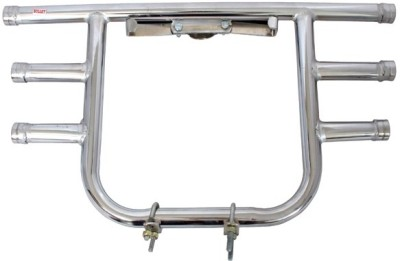 KASCN III ROD SPECIAL IN CROME PLATED Bike Crash Guard