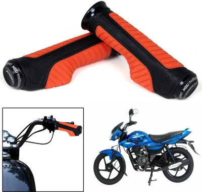 Capeshoppers CR000776 Bike Handle Grip For Bajaj Universal For Bike(Pack of 2)