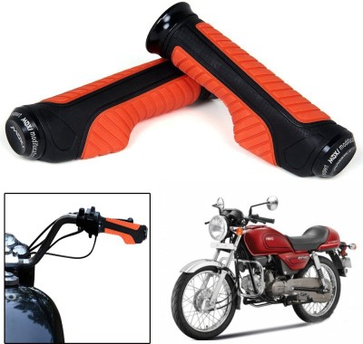 Capeshoppers CR000823 Bike Handle Grip For Hero Universal For Bike(Pack of 2)