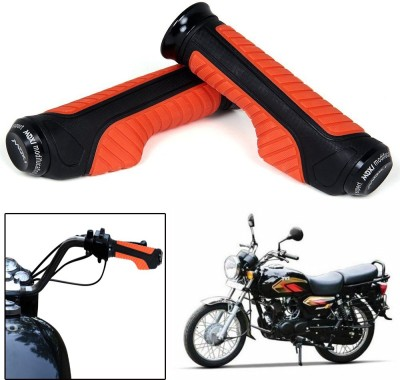 Capeshoppers CR000853 Bike Handle Grip For TVS Universal For Bike(Pack of 2)