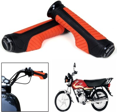 Capeshoppers CR000871 Bike Handle Grip For TVS Universal For Bike(Pack of 2)