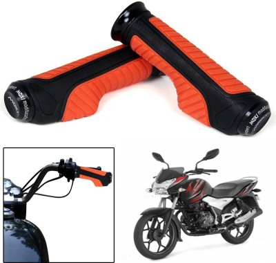 Capeshoppers CR000781 Bike Handle Grip For Bajaj Universal For Bike(Pack of 2)