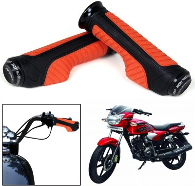 Capeshoppers CR000865 Bike Handle Grip For TVS Universal For Bike(Pack of 2)