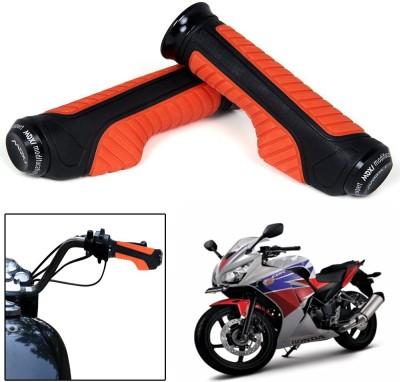 Capeshoppers CR000837 Bike Handle Grip For Honda Universal For Bike(Pack of 2)