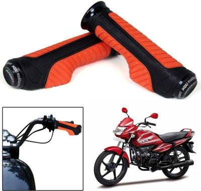 Capeshoppers CR000800 Bike Handle Grip For Hero Universal For Bike(Pack of 2)